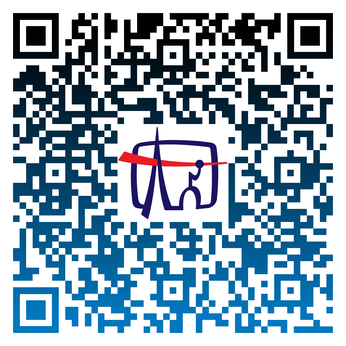 Mobile Application QR code